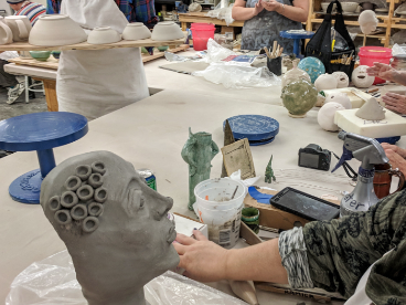 Adult Ceramics Classes