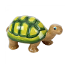 Turtle (Glaze Painted)