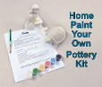 Paint-Your-Own Pottery